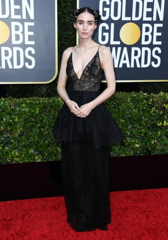 Rooney Mara Golden Globes 2020