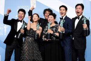 SAG Awards Parasite