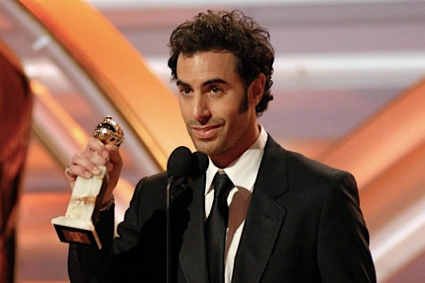 Sacha Baron Cohen to be Honored at Santa...
