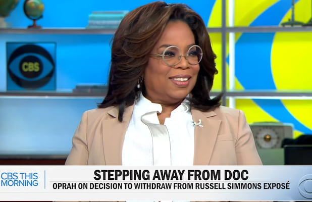 Oprah Winfrey Russell Simmons On the Record