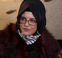 The Dissident Jamal Khashoggi Hatice Cenjiz