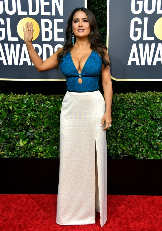 Golden Globes 2020 The 13 Most Outrageous Red Carpet Looks