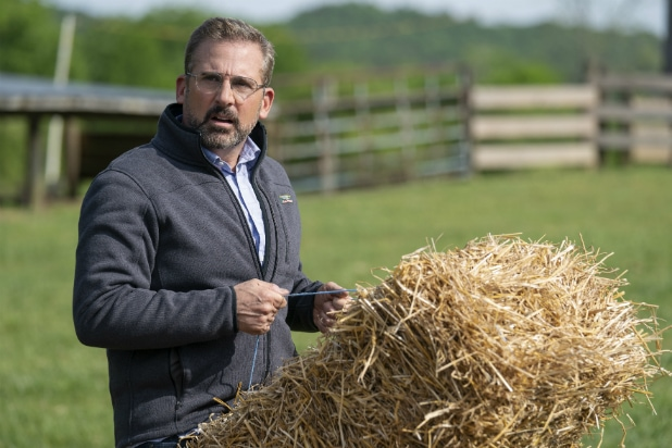"""Steve Carell in """"Irresistible"""""""