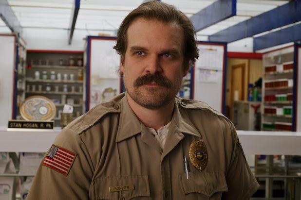 Stranger Things 3 Hopper David Harbour