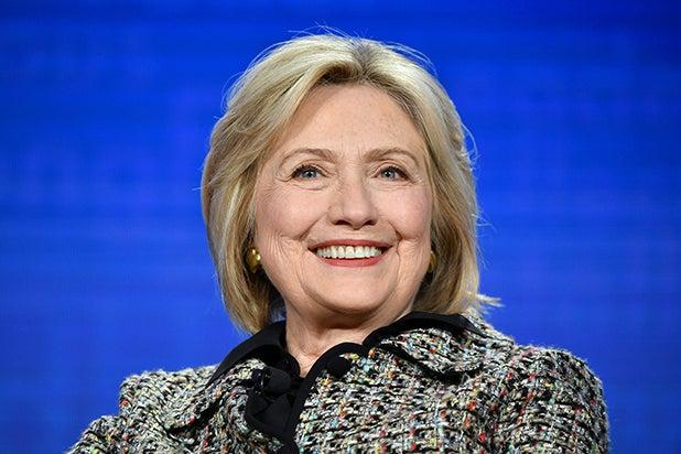 Hillary Clinton TCA
