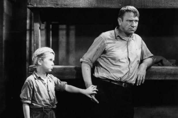 The Champ Wallace Beery Jackie Cooper