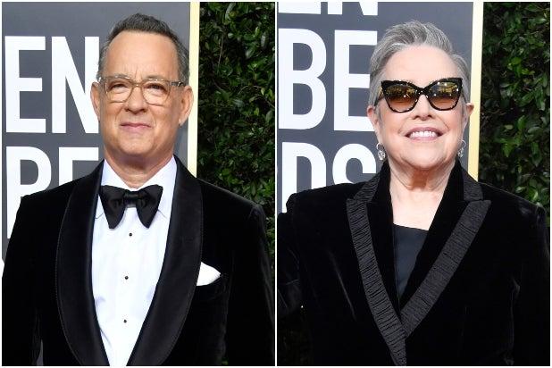 Tom Hanks, Kathy Bates