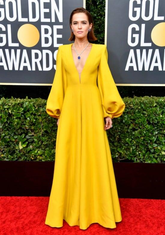 Zoey Deutch Golden Globes 2020