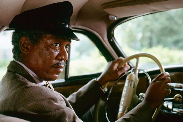 driving miss daisy morgan freeman
