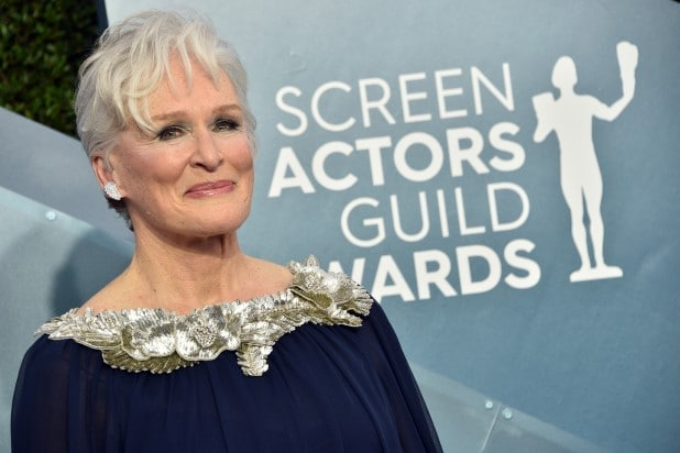 Glenn Close 2020 SAG Awards