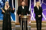 golden globes 2020 best moments patricia arquette kate mckinnon ricky gervais