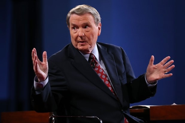 Longtime PBS News Anchor Jim Lehrer Dead at 85