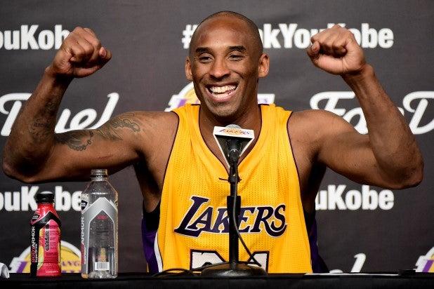 Kobe Bryant Final NBA Game LA Lakers