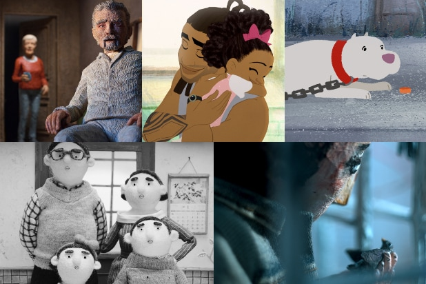 Oscar Nominated Shorts Animation