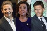 Jeremy Renner Nancy Pelosi Scott Eastwood