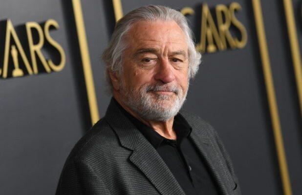 Robert De Niro 2020 Oscars Luncheon
