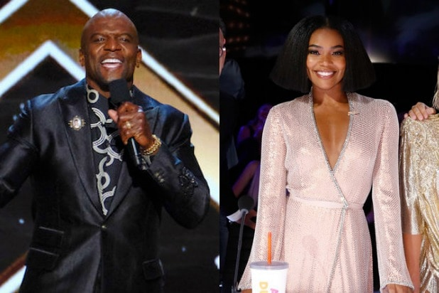 Terry Crews Weighs in on Gabrielle Union Ouster, Says He's 'Never' Experienced Racism at 'AGT' (Video)