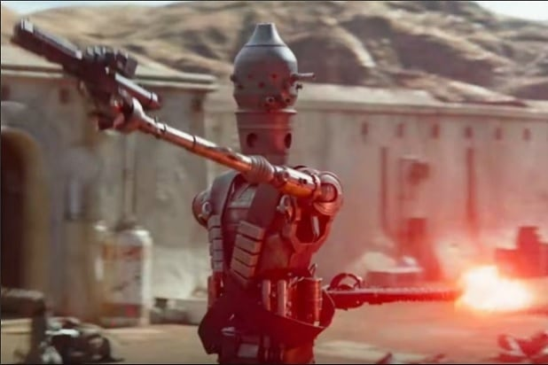 'The Mandalorian': Taika Waititi Thinks Fans Should Petition to Bring Back IG-11