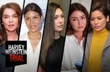 Annabella Sciorra, Dawn Dunning, Jessica Mann, Miriam Haley, Tarale Wulff