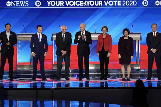 February 7 Democratic Debate