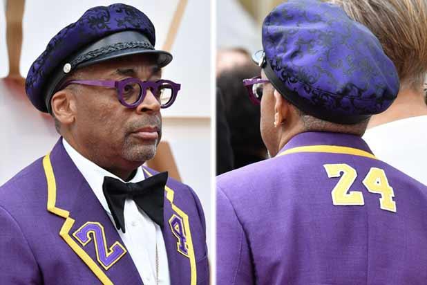 Spike Lee Kobe Bryant Oscars