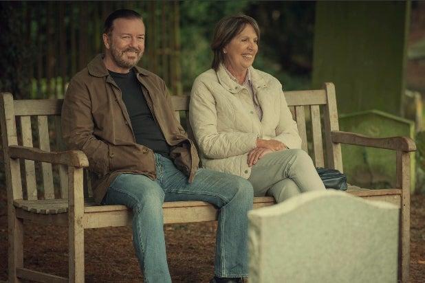 Ricky Gervais After Life Netflix First Look Season 2