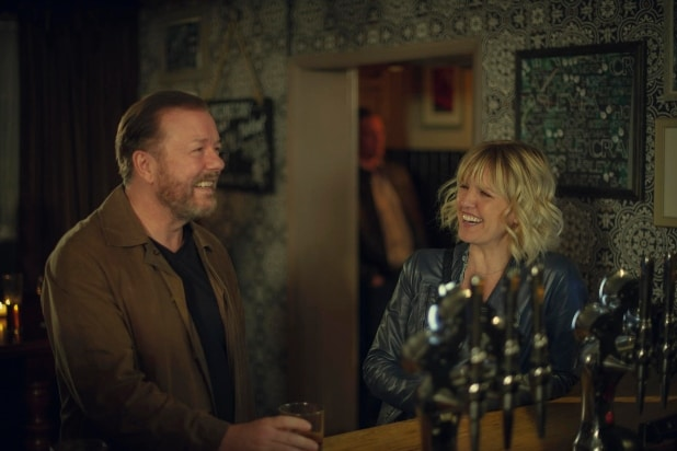 Ricky Gervais After Life Season 2 First Look Image Netflix