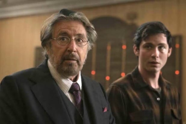 Al Pacino Hunters Amazon Nazis