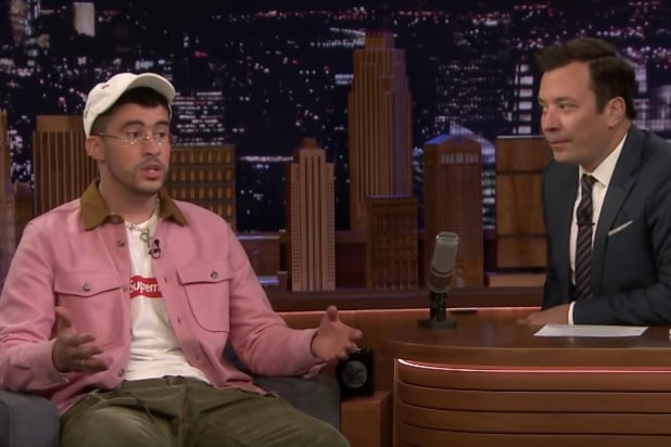 Bad Bunny, Who Performed at the Super Bowl, Does Not Know Who Won the Super Bowl (Video)