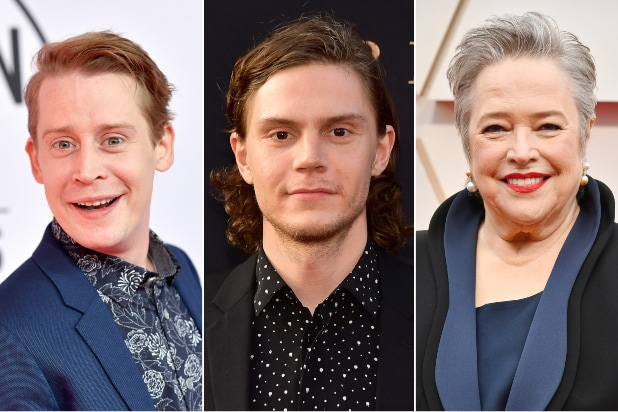 macaulay culkin evan peters kathy bates