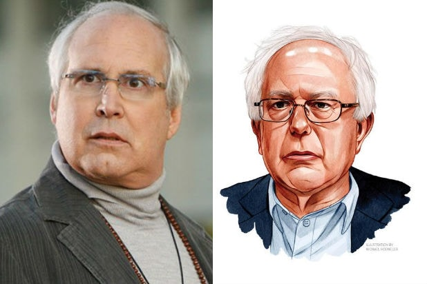 Bernie Chevy Politico