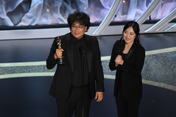 Bong Joon Ho's Interpreter Wants to Make Movies, Too – But What About?