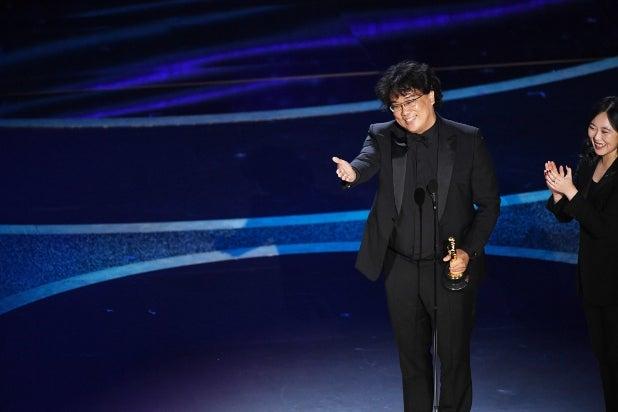 Bong Joon Ho, Oscars