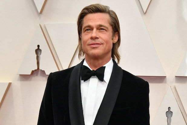 Brad Pitt Joins David Leitch's 'Bullet Train' for Sony