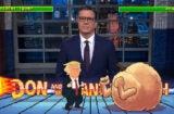 Colbert Trump Impeachment Acquittal Susan Collins