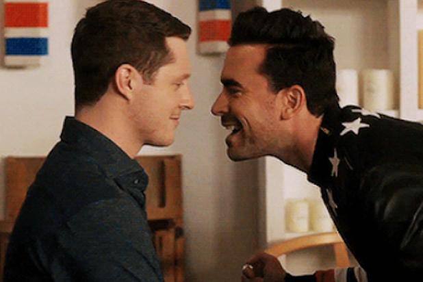 David and Patrick