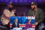 Desus and Mero Warren Bloomberg Debate