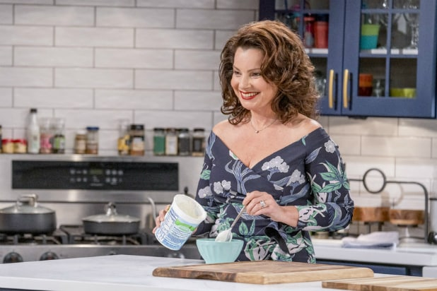Fran Drescher on NBC's 'Indebted'