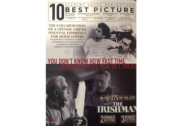Irishman - Bob and Marty