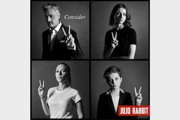 Jojo Rabbit peace