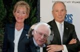 Judge Judy Sheindlin Michael Bloomberg Bernie Sanders 2020 election