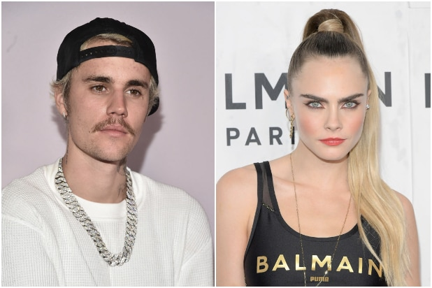 Cara Delevingne Needles Justin Bieber, Says 'Unblock Me' After He Ranks His Wife's Friends