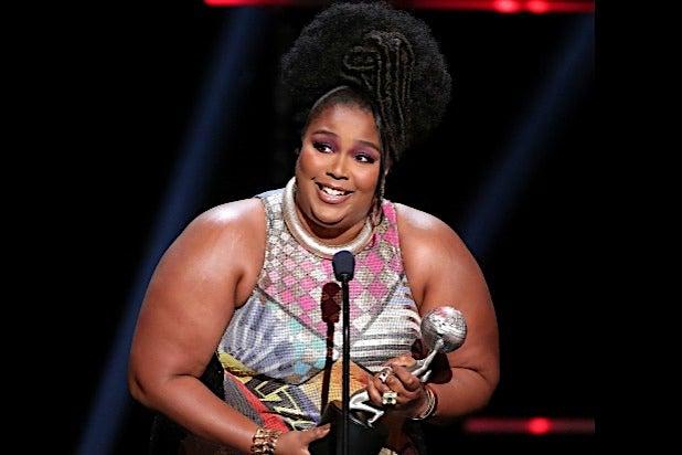 Lizzo NAACP Image Awards 2020