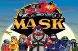 Mask Chris Bremner