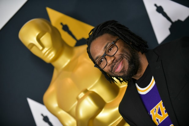 Former NFL Player Matthew A. Cherry Wins Best Animated Short Oscar for 'Hair Love'