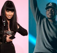 Nicki Minaj, Chance the Rapper