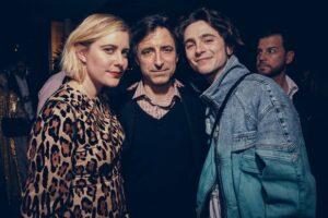 Greta Gerwig, Noah Baumbach and Timothee Chalamet celebrate %u201CLittle Women%u201D success at UTA%u2019s Oscar Party 2020