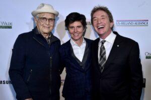 Norman Lear, Tig Notaro and Martin Short