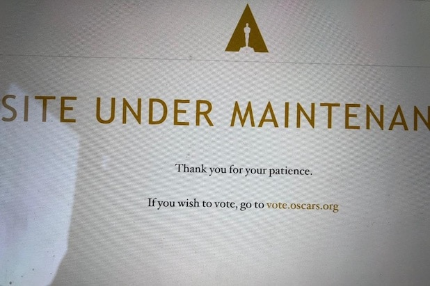 Oscars streaming site