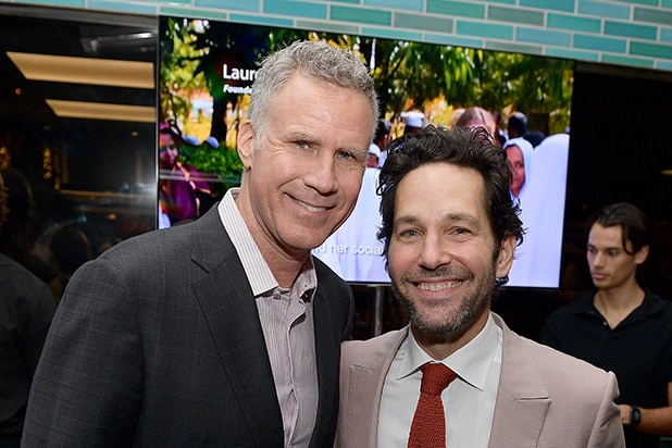 Will Ferrell Paul Rudd